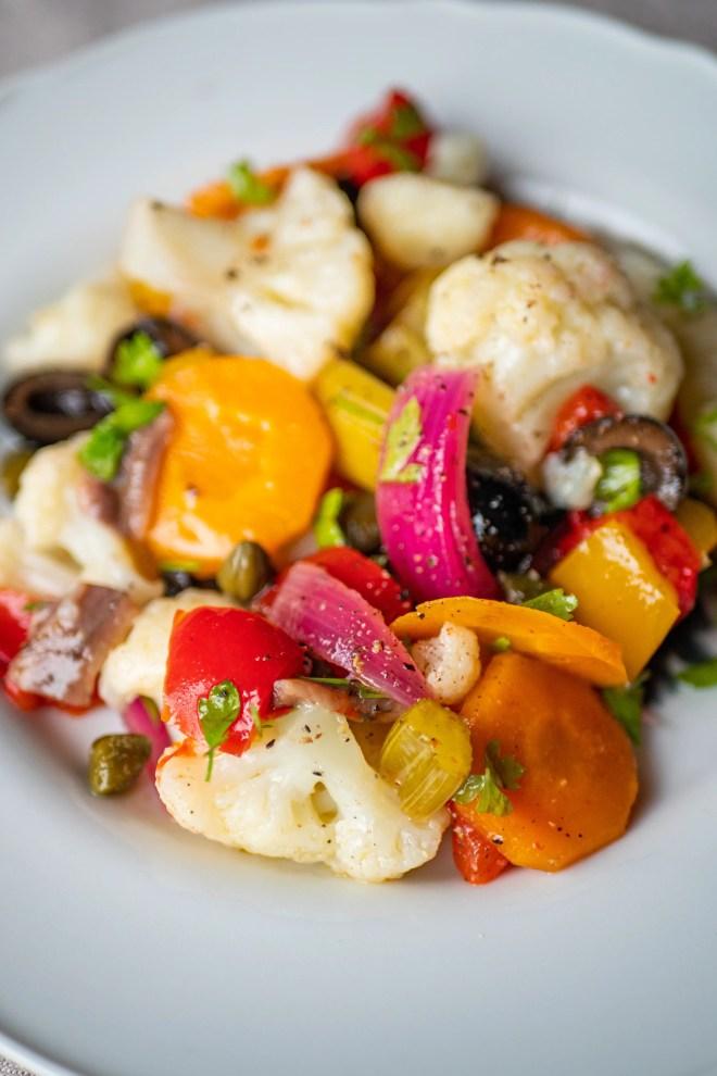 Insalata di Rinforzo - salade napolitaine