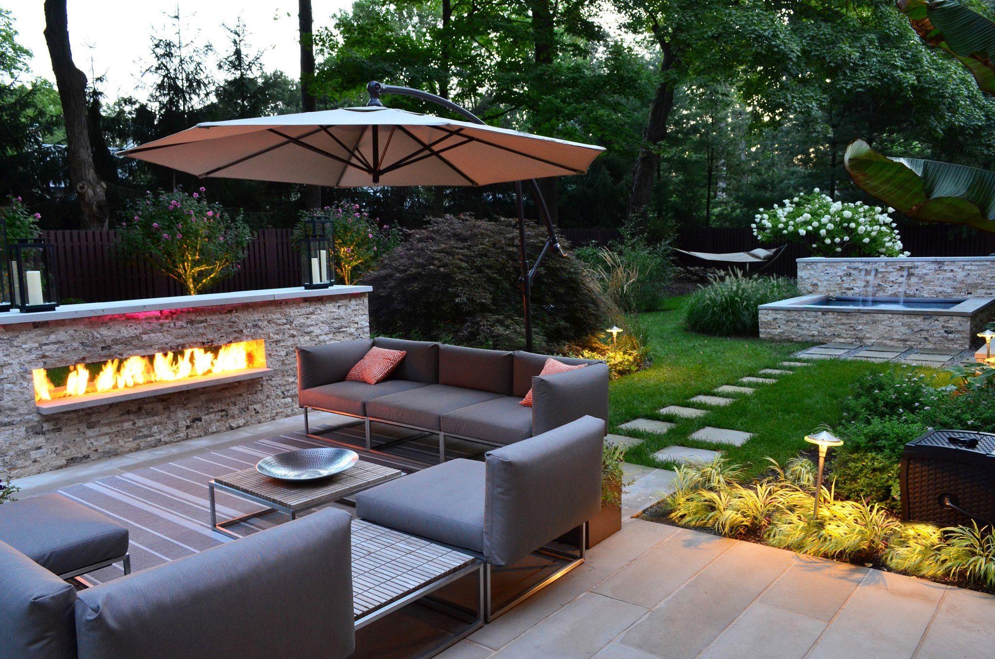Create a Beautiful Backyard this Spring - Dumpster Rental Inc on Stunning Backyards  id=13543