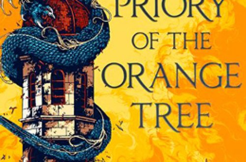 Cover for The Priory of the Orange Tree