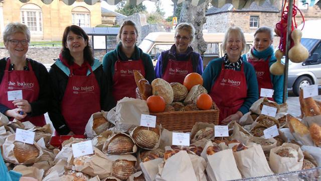 Find Dunbar Bakery @ Musselburgh Farmers Market