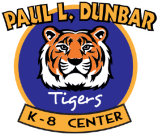 Paul Dunbar K8 Logo