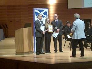 SCBF Gold Plus Award