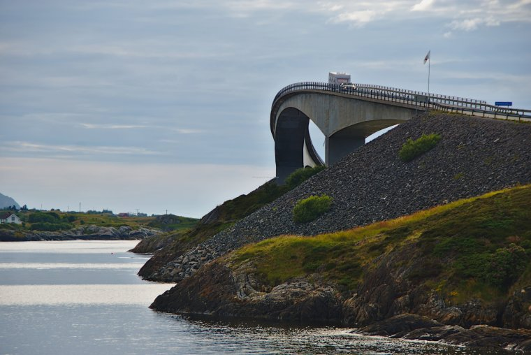 Atlantic Roadway, Vervang, Møre og Romsdal, Norway - ...behind every picture, there is a story...