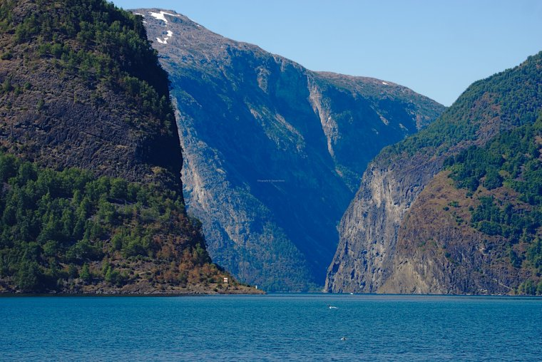 Aurland, Ayrlandsfjord, Vestland County, Norway - ...behind every picture, there is a story...