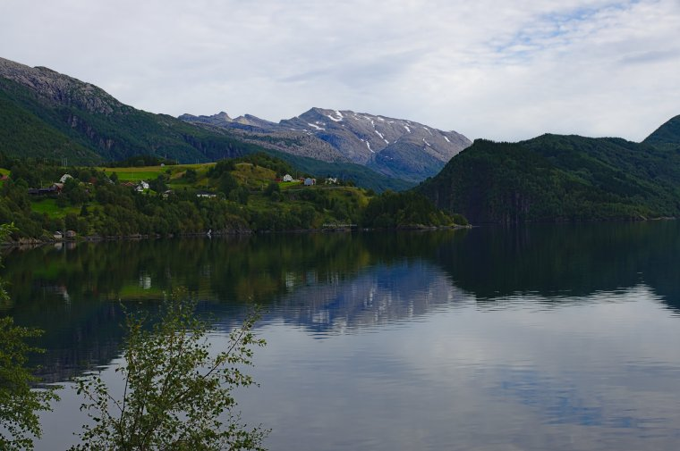 Engan, Leirfjord, Norland County, Norway
