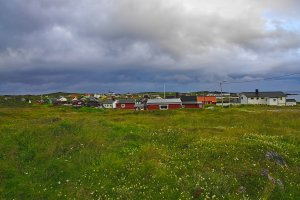 Gamvik, Nordkinn Peninsula, Troms og Finnmark, Norway - ...behind every picture, there is a story...