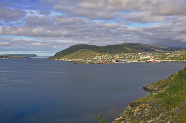 Hammerfest, Island of Kvaloya, Troms og Finnmark, Norway - ...behind every picture, there is a story...