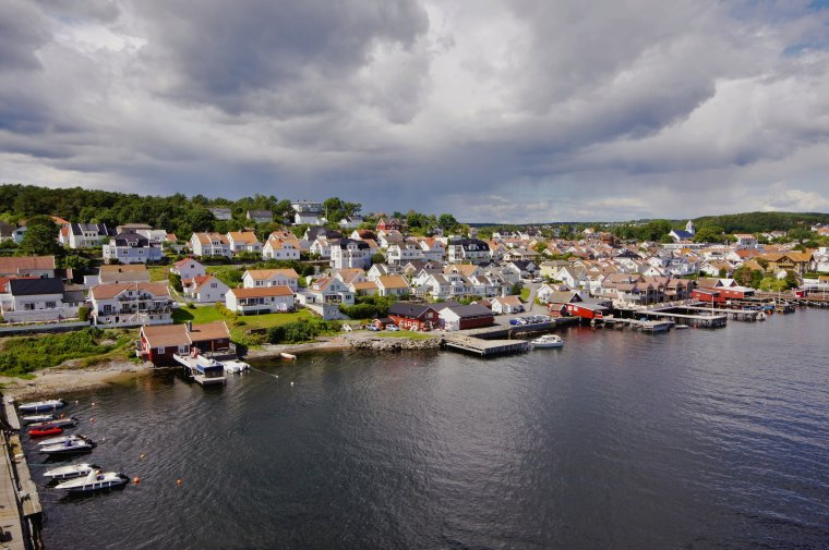 Langesund, Vestfold og Telemark, Norway - ...behind every picture, there is a story...