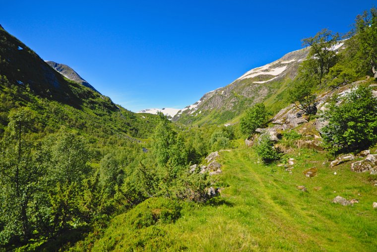 Laugavatnet, Vestland county, Norway - ...behind every picture, there is a story...