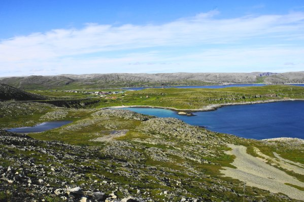 Mehamn, Nordkinn Peninsula, Troms og Finnmark, Norway - ...behind every picture, there is a story...