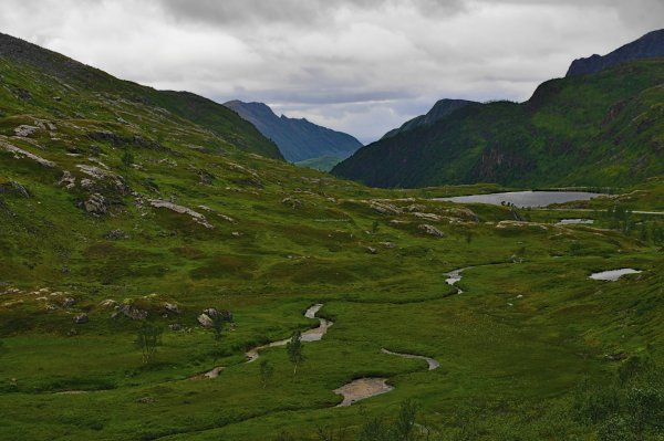 Near Sifjord, Island of Senja, Troms og Finnmark, Norway - ...behind every picture, there is a story...