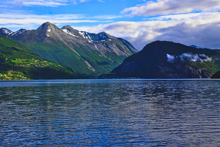 Norddalsfjorden, Møre og Romsdal County, Norway - ...behind every picture, there is a story...