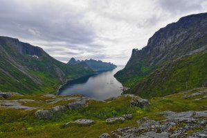 Øyfjorden, Island of Senja, Troms og Finnmark, Norway - ...behind every picture, there is a story...
