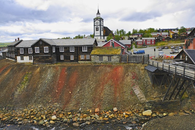 Roros, Trondelag County, Norway - ...behind every picture, there is a story...