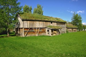 Saltdal Bygdetun (closed due to Covid19) Norland County, Norway