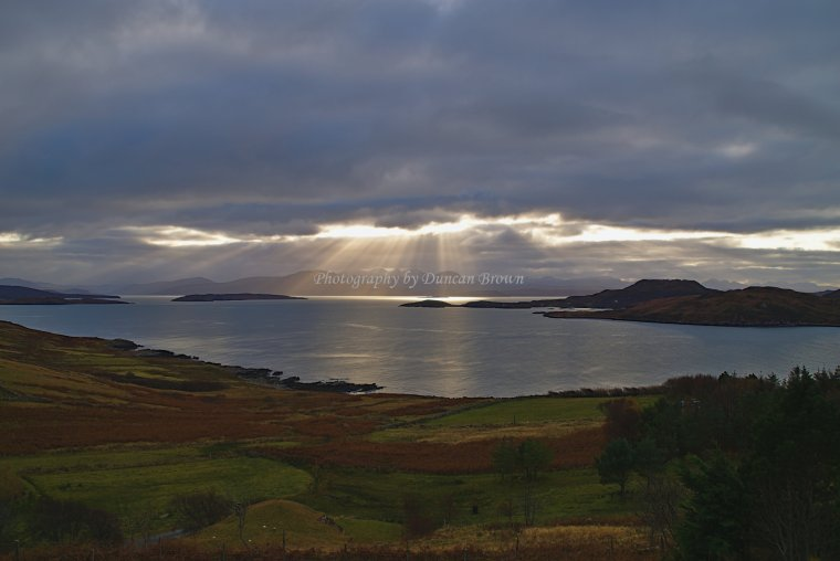 Altandhu and the Summer Isles, Ross and Cromarty, North West Coast of Scotland - ...behind every picture, there is a story...