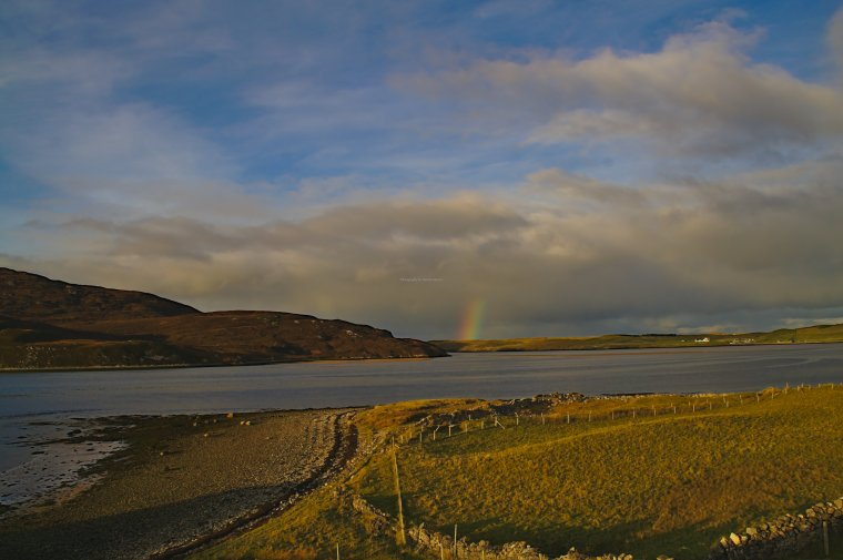 Kyle of Durness, Sutherland, North West Coast of Scotland - ...behind every picture, there is a story...