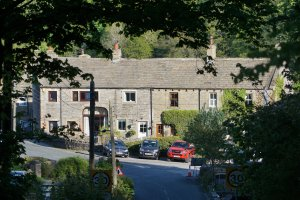 The Fold, Lothersdale, Craven, North Yorkshire, England