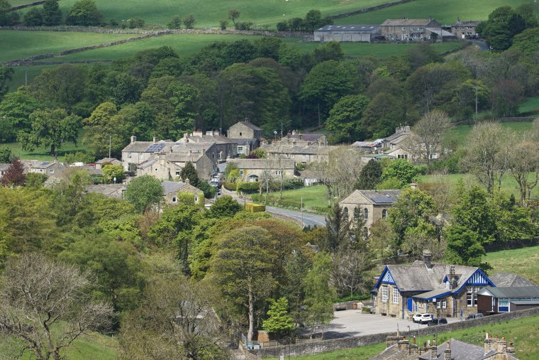 The Fold, Lothersdale, Craven, North Yorkshire, England - ...behind every picture, there is a story...