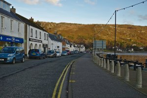 Ullapool, Ross and Cromarty, North West Coast Scotland