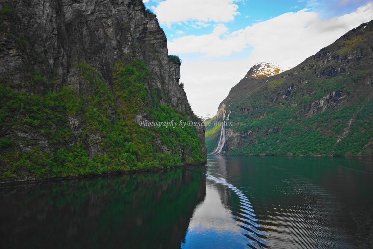 Sunnylvsfjorden, Møre og Romsdal, Norway - ...behind every picture, there is a story...
