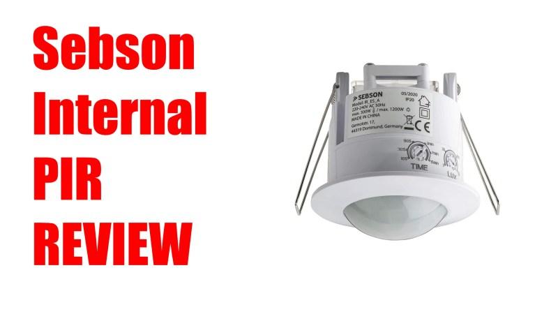 Sebson Internal PIR [REVIEW]