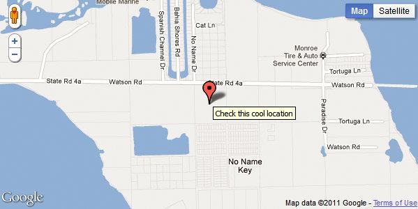 Google Maps API - adding markers (2/6)