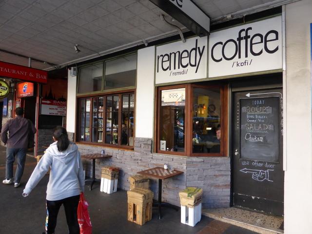 New Zealand and Australian coffee shops (1/6)