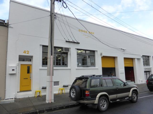 New Zealand and Australian coffee shops (4/6)