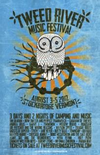 Tweed Festival Poster