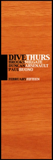 The Dive Bar Thursday Feb 16 2012