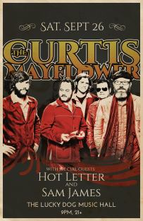 The Curtis Mayflower Design - Photo by Michael Spencer