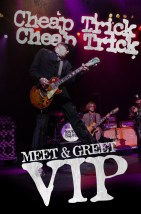 Cheap Trick VIP Tour Laminate