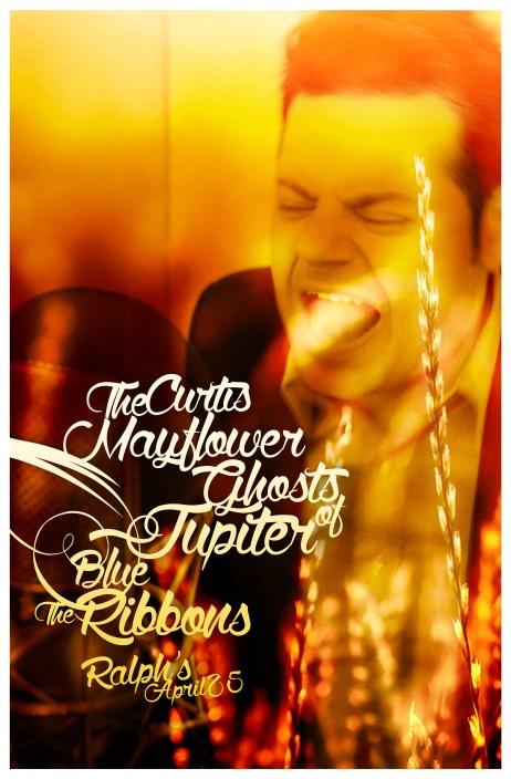 The Curtis Mayflower - Ralph's April 2014