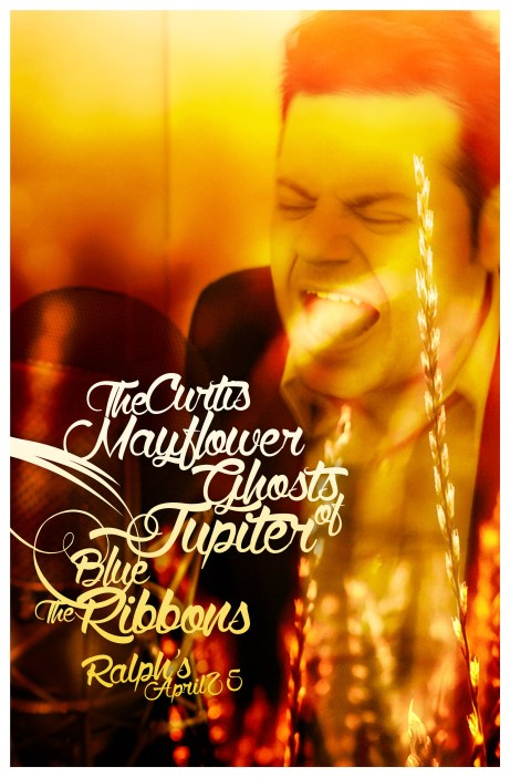The Curtis Mayflower - Ralph's April 2014