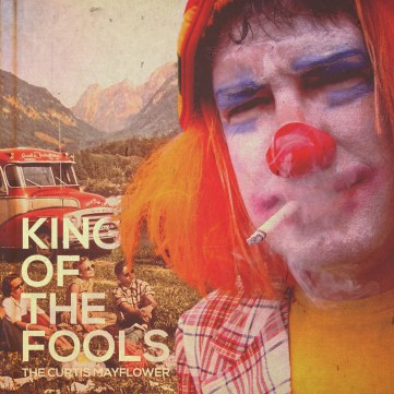 King of the Fools single - Design and Photography