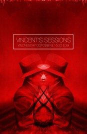 Vincent's Sessions Poster