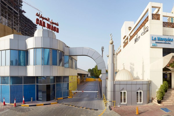 Images from the project, 'the other mosques'