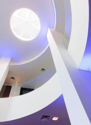Interior architectural detailing in a luxury villa, Palm Jumeriah, Dubai, Duncan Chard