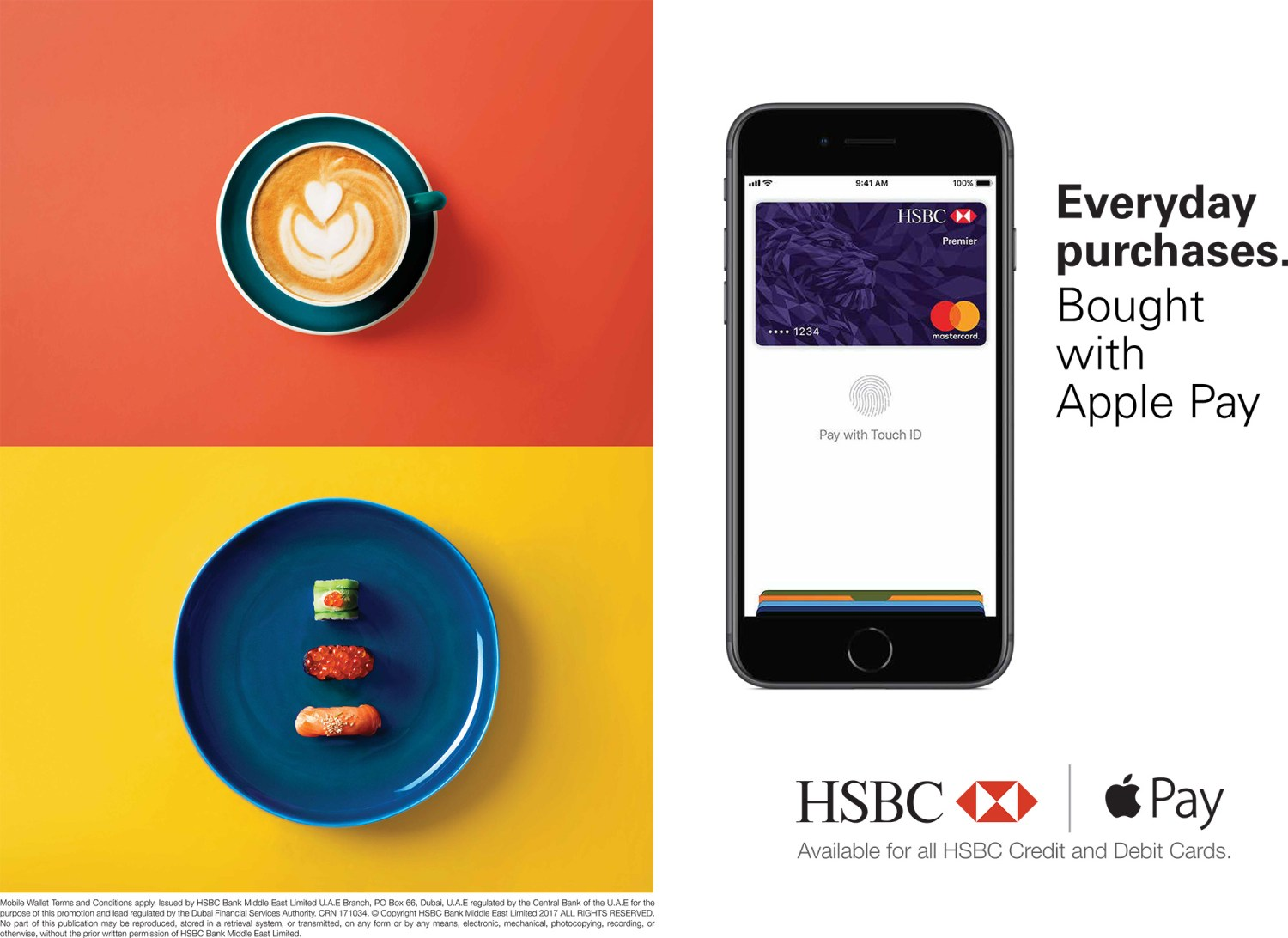 HSBC Apple Pay