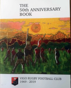 Vigo RFC 50th anniversary book