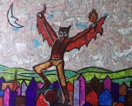 Duncan Grant: Spring-Heeled Jack