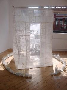 Ruth Payne: Pale Cuboid