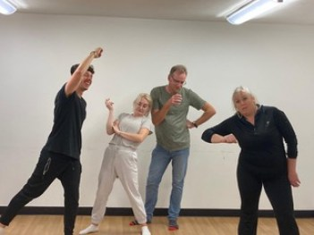 The Plant: Creating Theatre for Society: Developing the script through improvisation