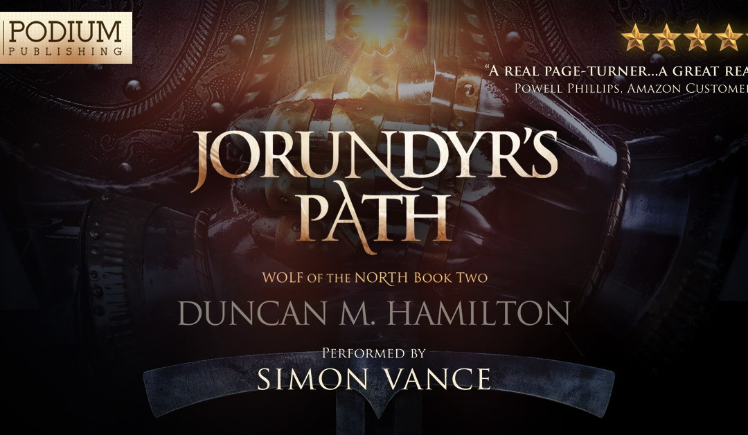 Jorundyr's Path Audiobook Out Now!