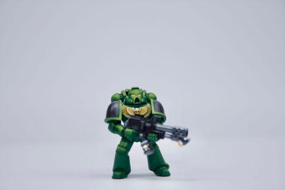 Space Marine Salamander 1