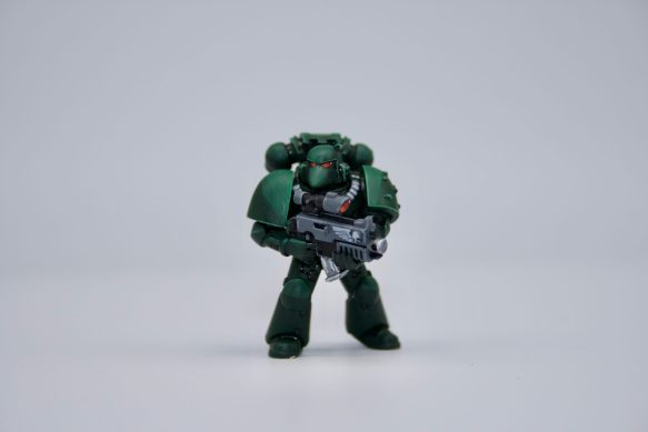 Space Marines 5 - Dark Angels Front