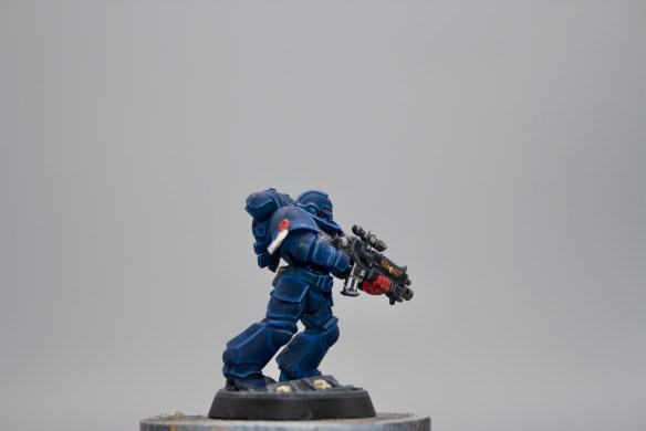 Space Marine - Crimson Fist 4