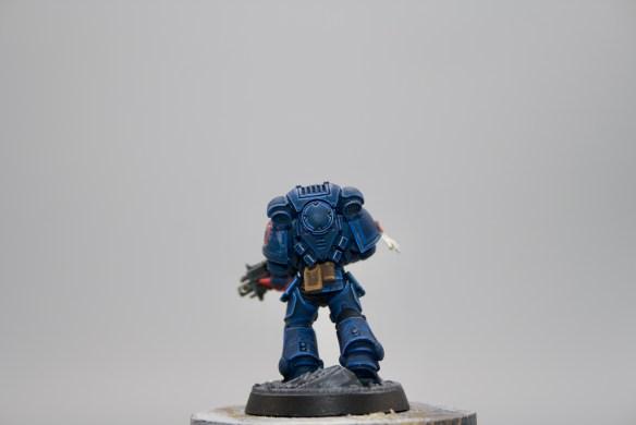 Space Marine - Crimson Fist 3