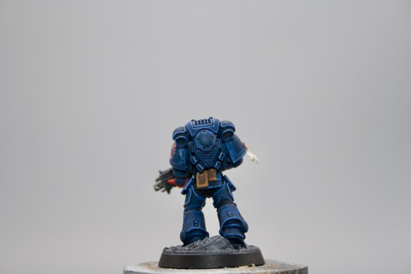 Space Marine - Crimson Fist 3